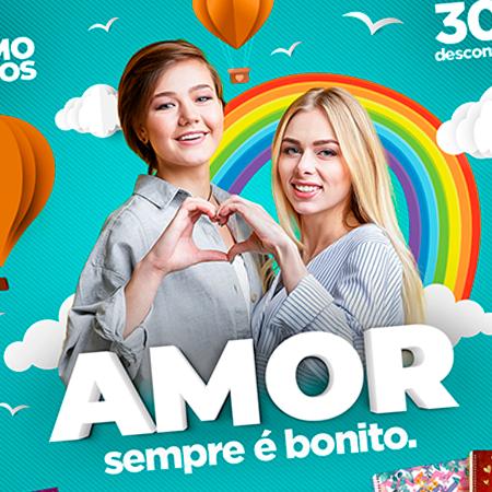 Campanha Dia dos Namorados 2020